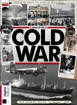 History Of War Book Of The Cold War - 4th Edition 2020