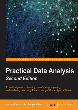 Practical Data Analysis, 2nd Edition (+code)