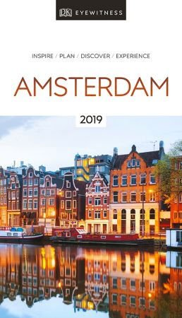 DK Eyewitness Travel Guide: Amsterdam (2019)