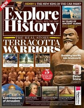 Explore History - Issue 8 2016
