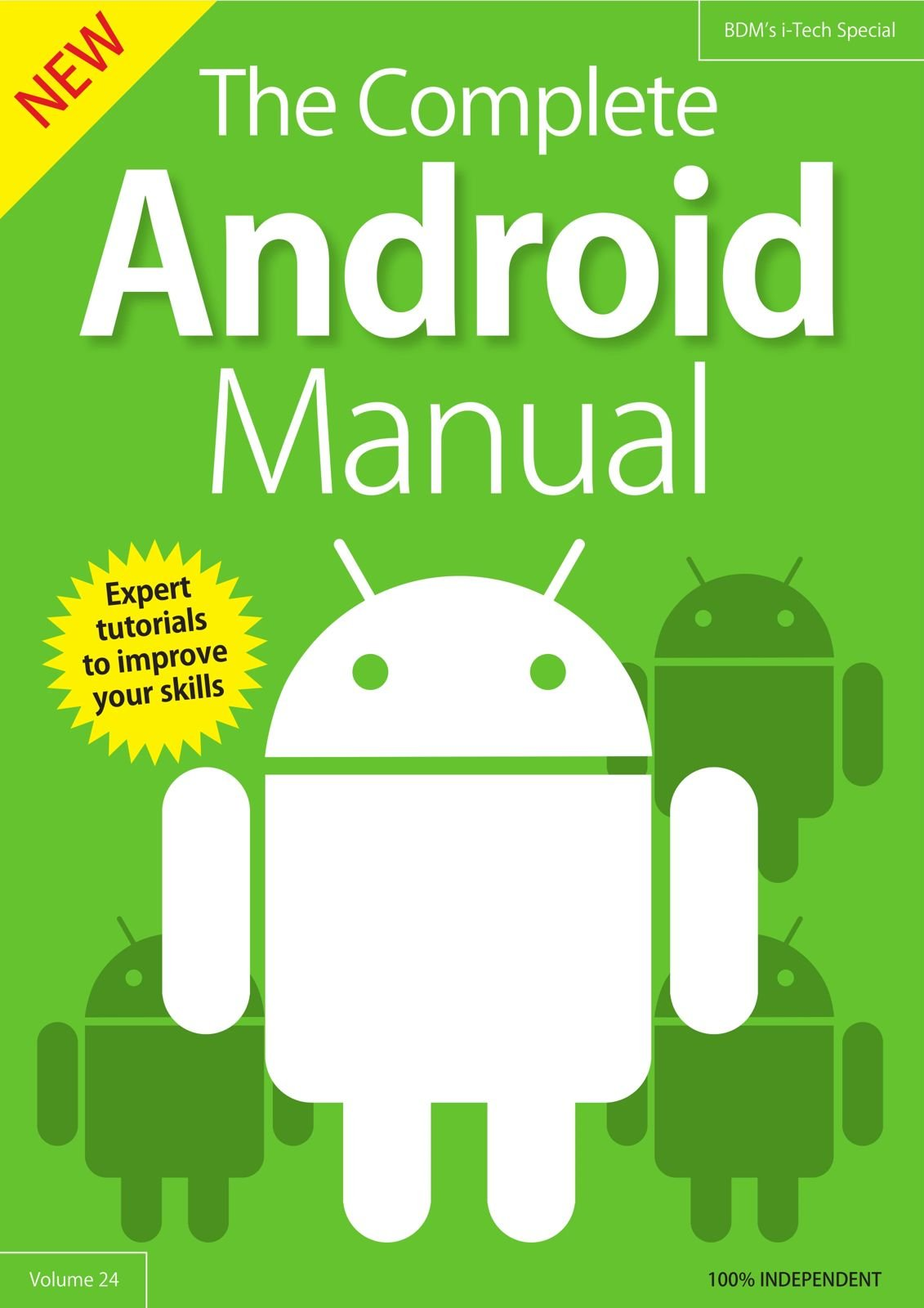BDM&039;s Series: The Complete Android Manual 2018