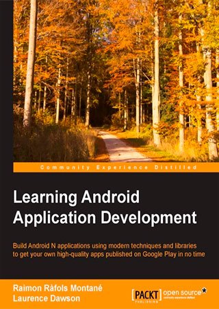 Learning Android Application Development (+code)