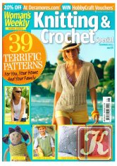 Womans weekly knitting & crochet special №9 2007