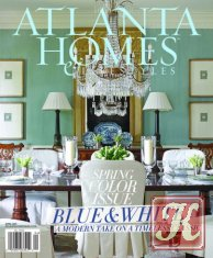 Atlanta Homes & Lifestyles № 1-4,6-12 2010