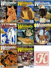 Creative Woodworks & Crafts № 148 June 2010