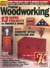 Popular Woodworking №88 January 1996