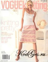 Vogue Knitting Spring/Summer 2013