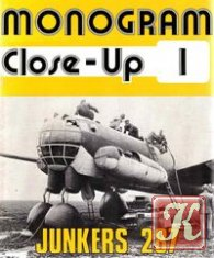 Junkers 290 (Monogram Close-Up 3)